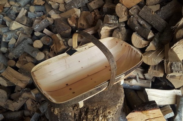 Sussex trug - size 6