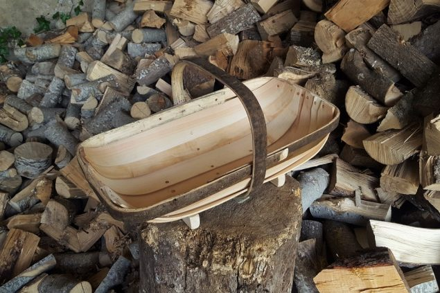 Sussex trug - size 7